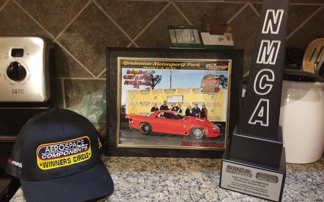 Keep Blasts The Competition/NMCA Muscle Car Mayhem/Bradenton Raceway Park